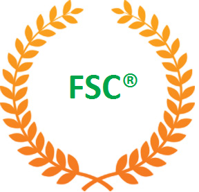 Certificate FSC (home page)