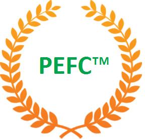 Certyfikat PEFC (strona główna)