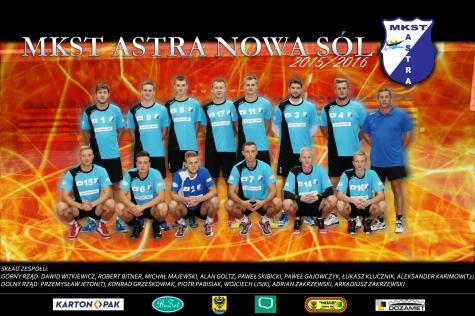 Karton-Pak S.A. sponsorem MKST Astra Nowa Sól